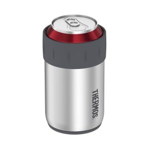 Thermos Stainless Steel Beverage Can Insulator for 12 Ounce Can Review